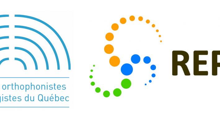 Logos de l'OOAQ et du REPAR